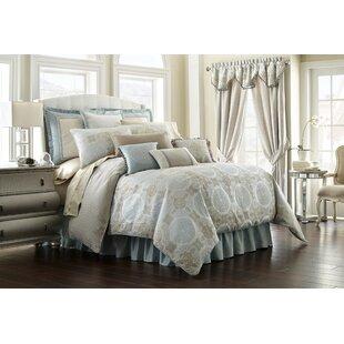 Jonet Reversible Comforter Set by Waterford Bedding