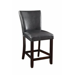 Read Reviews Bashford Upholstered 39.5 Counter Height Bar Stool (Set of 2) by Red Barrel Studio Reviews (2019) & Buyer's Guide
