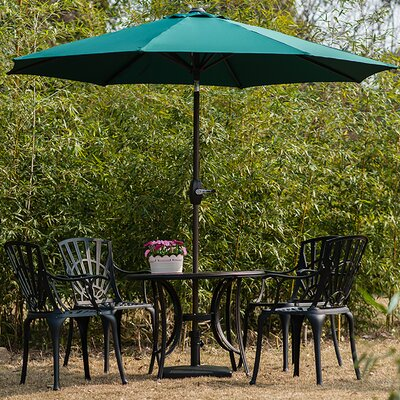Rhinecliff 9 Market Umbrella by Charlton Home Read Reviews