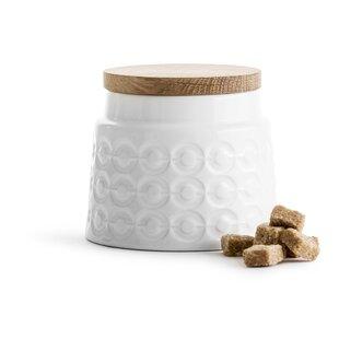 Oak Storage Jar