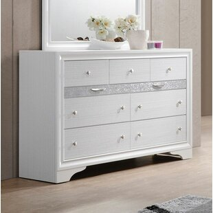 Gilliam 9 Drawer Dresser