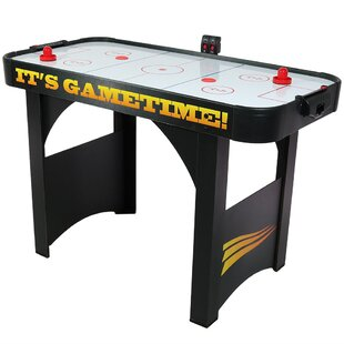 Calion 48 Air Hockey Table with Scorer by Freeport Park