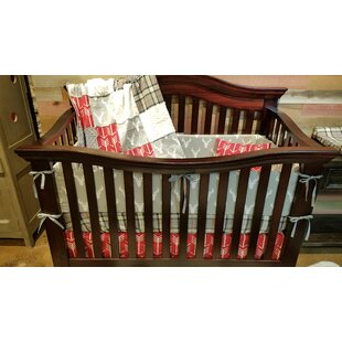 Straub 4 Piece Crib Bedding Set By Harriet Bee