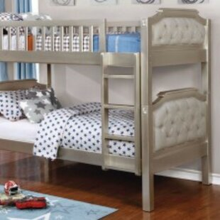 Reviews Newlyn Twin over Twin Bunk Bed by Harriet Bee Reviews (2019) & Buyer's Guide