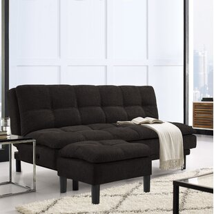 Myers Convertible Sofa with Ottoman