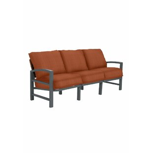 Lakeside Patio Sofa with Cushions by Tropitone