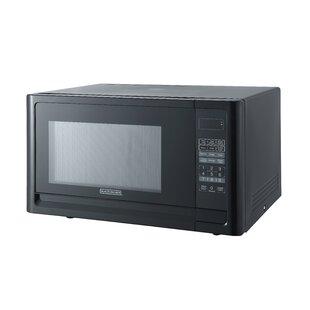 19 0.9 cu.ft. Countertop Microwave by Black + Decker