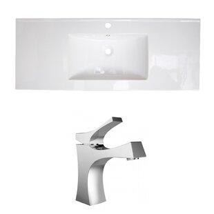 Chesapeake Solid Surface 43 Single Bathroom Vanity Top By Swan Great Choice