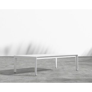Brayden Studio Cochran Aluminum Coffee Table