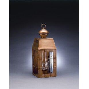 Northeast Lantern Woodcliffe 1-Light Outdoor Flush Mount