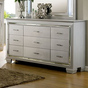 Bokan Lake 9 Drawer Dresser