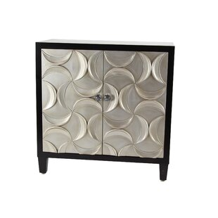 Price comparison Fellman Modern Wood 2 Door Accent Cabinet By Orren Ellis