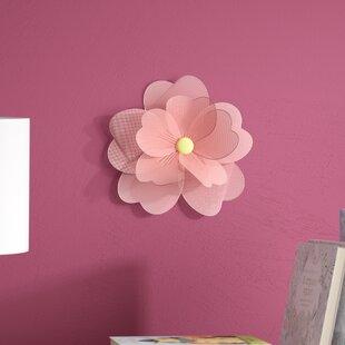 3d wall flowers wayfair