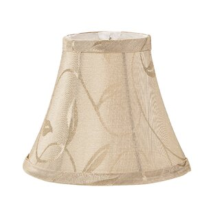 Swirl Leaf 5 Bell Lamp Shade