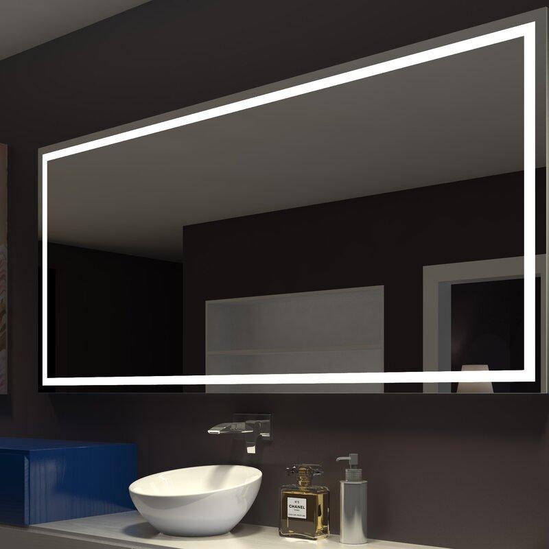 Harmony Illuminated Bathroom Vanity Wall Mirror