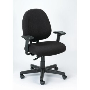 Review Cypher Desk Chair by Eurotech Seating
