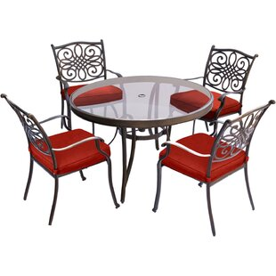 Raglin Traditions 5 Piece Dining Set