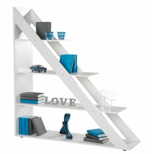 Savings Magdaleno Ladder Bookcase by Ebern Designs