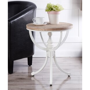 Read Reviews Gemma End Table By August Grove