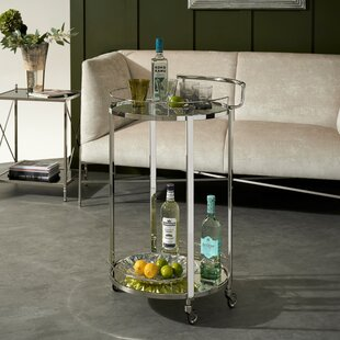Pali Serving Cart By Canora Grey