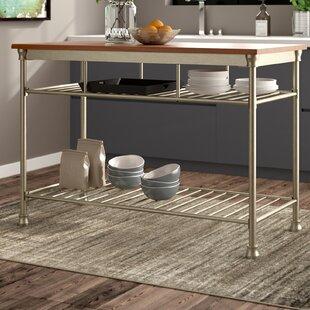 Kitchen Island Table Combo | Wayfair