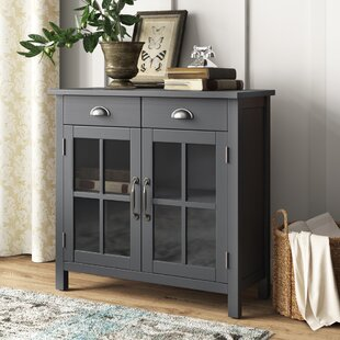 Dillsboro Wood 2 Door Accent Cabinet