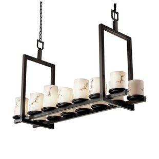 Brayden Studio Keyon 14-Light Pendant