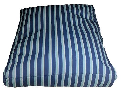 Sensational Zoola Pad Marine Bean Bag Chair Inzonedesignstudio Interior Chair Design Inzonedesignstudiocom