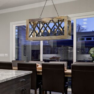 Manseau 5-Light Kitchen Island Pendant