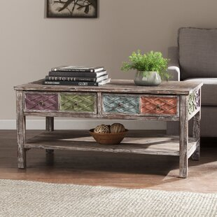 Farragutt Coffee Table by Rosecliff Heights