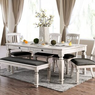 Harriet 6 Piece Dining Set Gracie Oaks