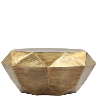 Aresford Diana Geometric Coffee Table by Bloomsbury Market SKU:EA831948 Order