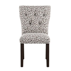 Marksbury Tufted Hourglass Side Chair by ..