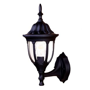 Savings Pritchard Outdoor Wall Lantern By Charlton Home