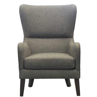 Demi Wingback Chair