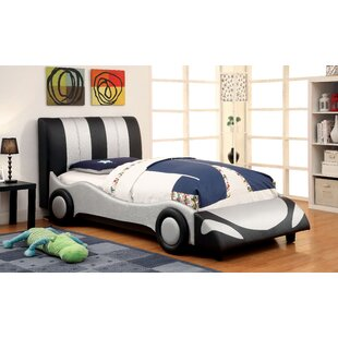 Speedy Racer Car Bed by Hokku Designs