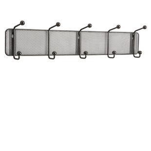Wall Mounted Coat Rack (Set Of 6) By Symple Stuff