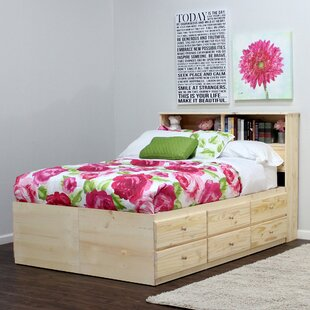 Mate and Captain Bed With Drawers By Gothic Furniture