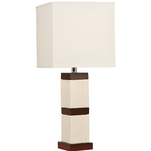 Ceramic Block 28 Table Lamp