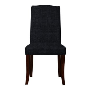 Latitude Run Guttenberg Upholstered Parsons Chair (Set of 2)