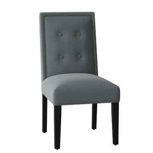 Hudson Upholstered Dining Chair Sloane Whitney