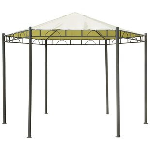 Vincent 3.5 X 3.5m Steel Patio Gazebo By Sol 72 Outdoor