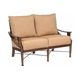 Arkadia Loveseat by Woodard