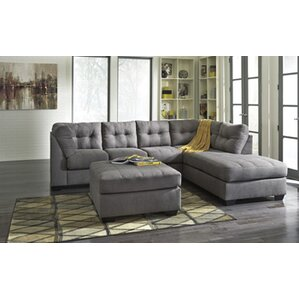 Kristopher Sectional  sc 1 st  Joss u0026 Main : gray sectionals - Sectionals, Sofas & Couches