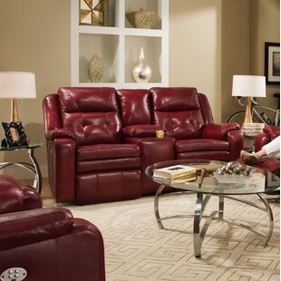 Inspire Reclining Loveseat by Southern Mo..