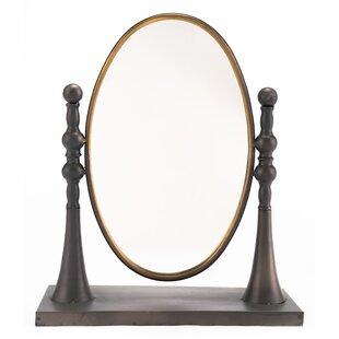 Savings Alliford Circle Makeup/Shaving Mirror ByAlcott Hill