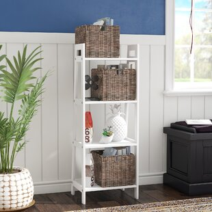 Groveport Storage Display Ladder Bookcase by Highland Dunes