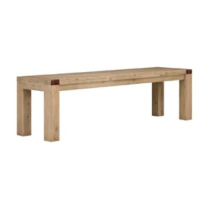 Sitzbank Oregon aus Holz von Massivum