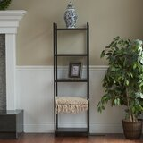 Onyx 5 Etagere Bookcase by Gracie Oaks