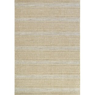 Fredricks Beige/Ivory Indoor/Outdoor Area Rug
